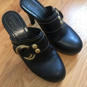 Coach Claude Shoes Size 10